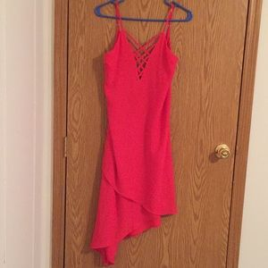 Asymmetrical Guess Dress NWT